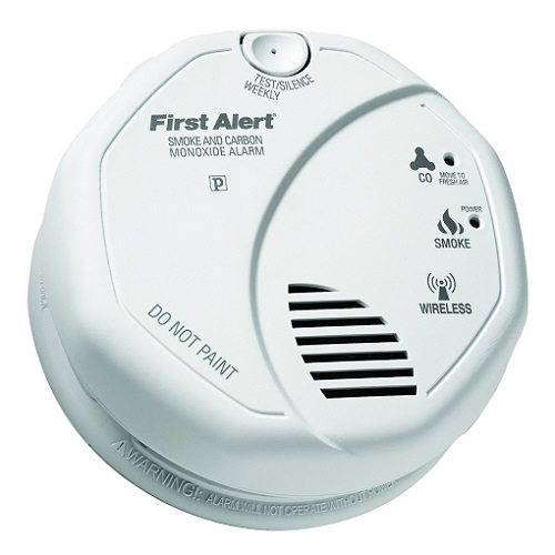First Alert Smoke & Carbon Monoxide Alarm Design