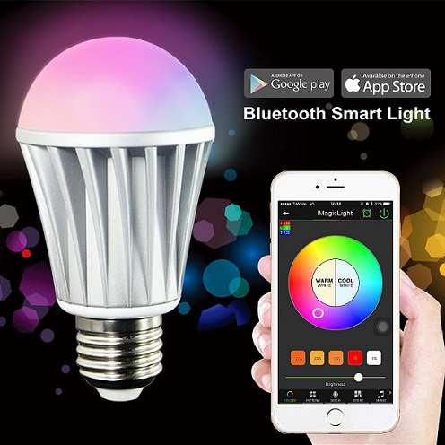 MagicLight Bluetooth Smart Light Color Picker App