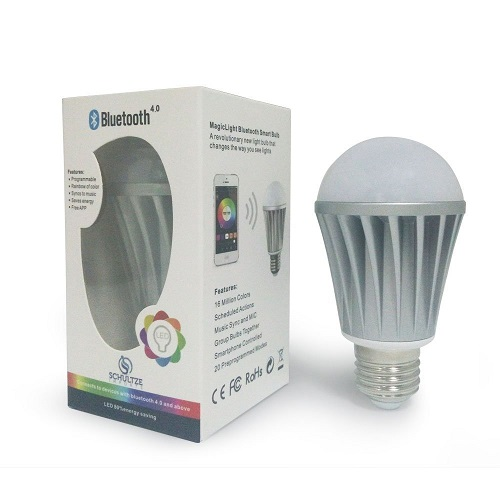 MagicLight Led Lightbulb and Package