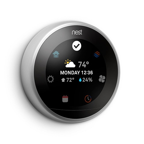 Nest Learning Thermostat Design
