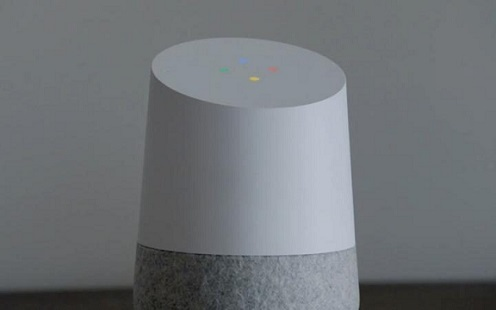 Google Home Design Colors