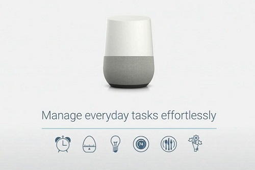 Google Home Manage Everyday Tasks Effortlessly
