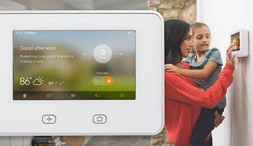 smart-home-security-system-interface