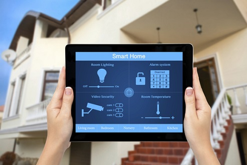 Smarthome Security on Mobile Device