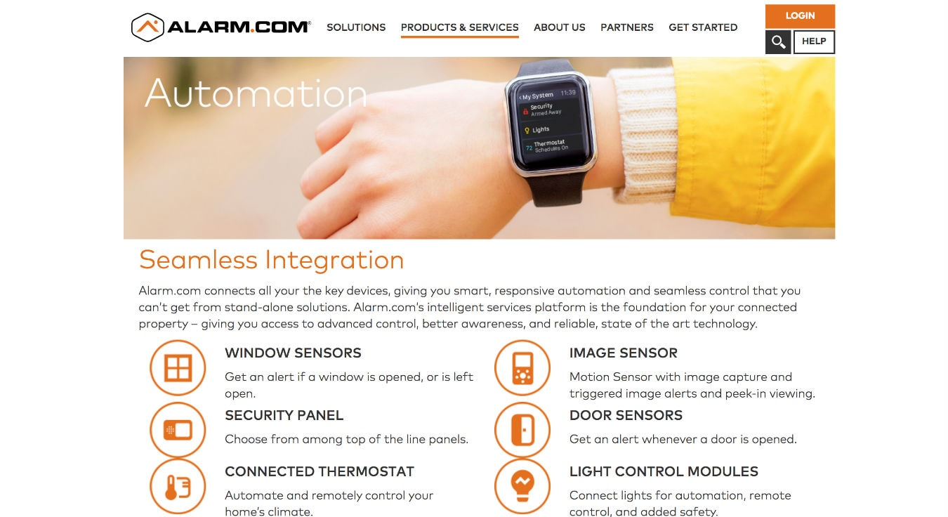 alarm-home-automation