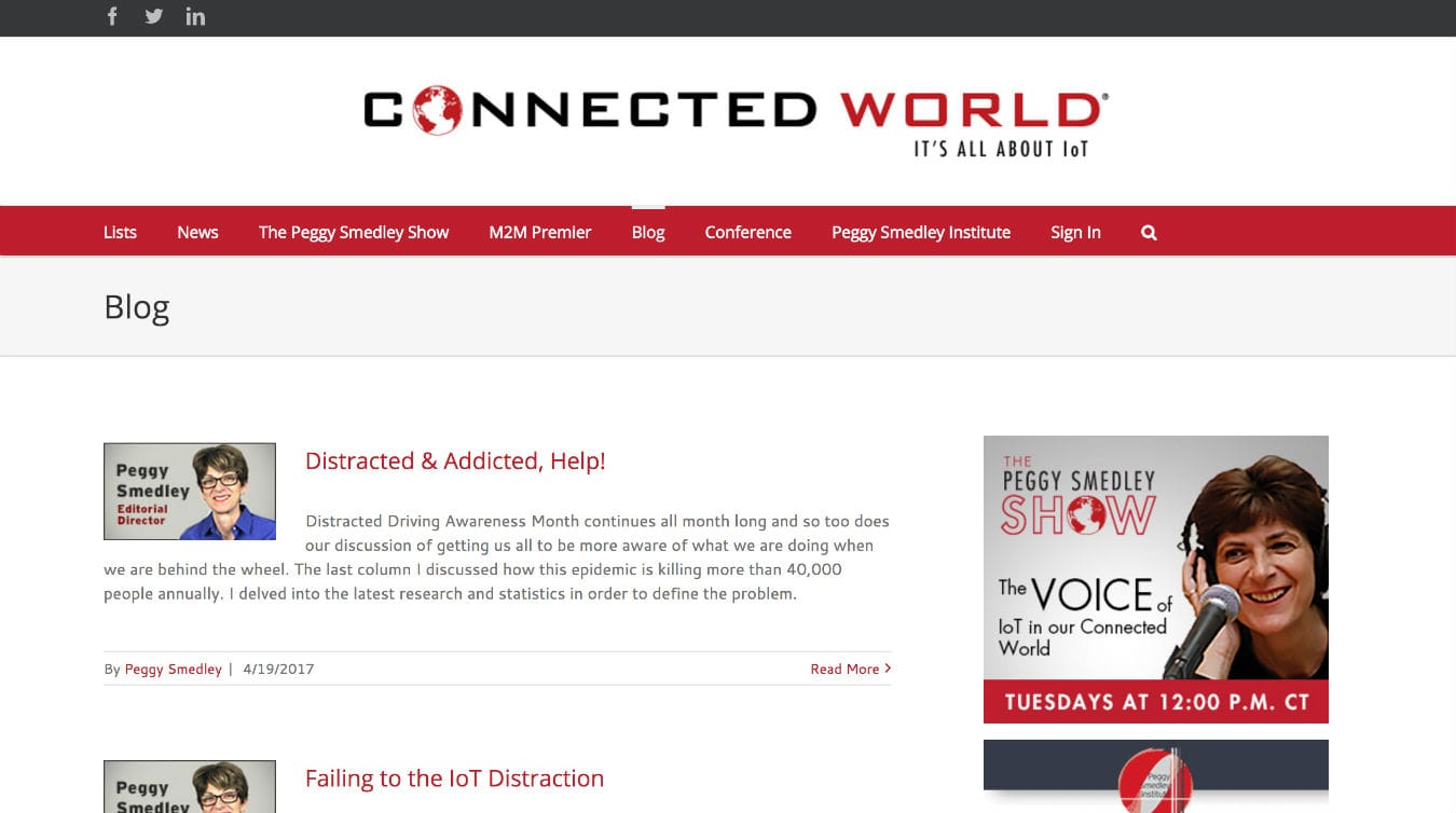Connected-World