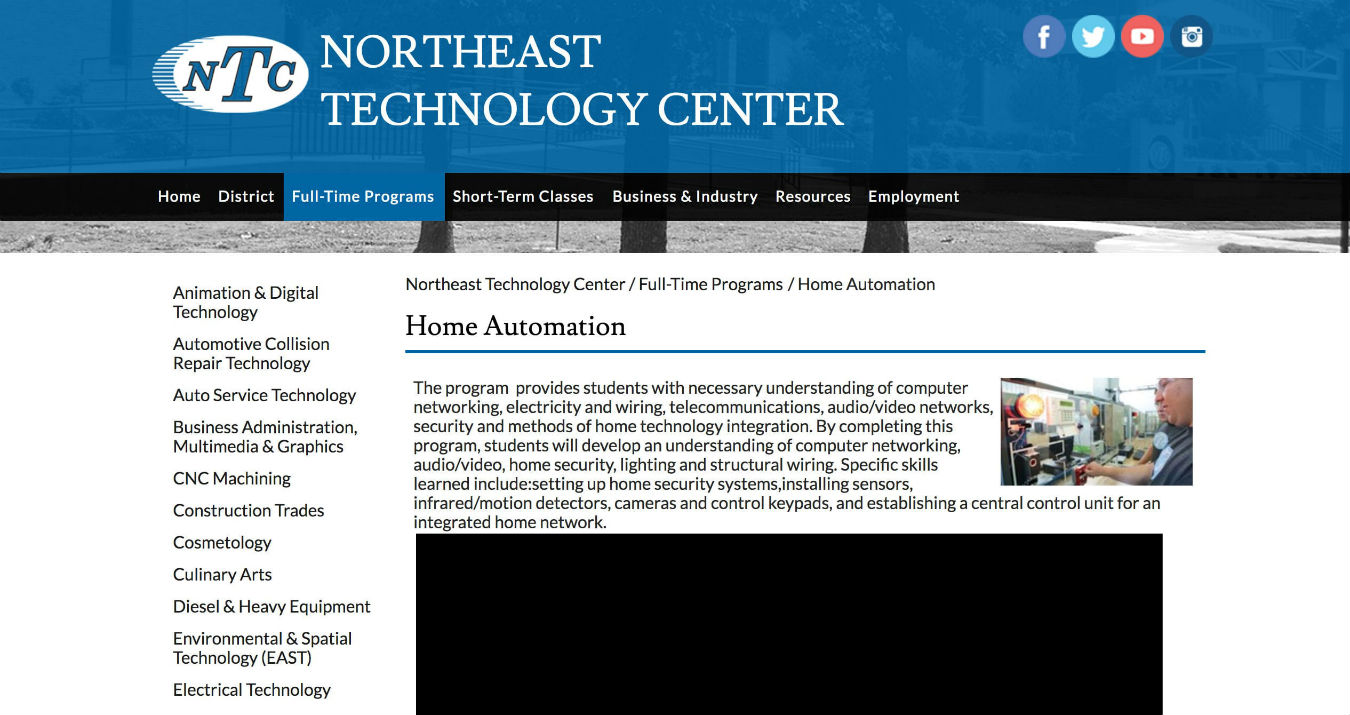 North-East-Tech