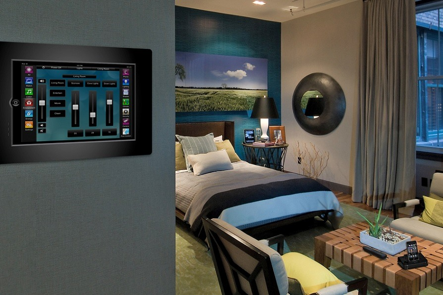 Automated Climate Control Bedroom and Devices
