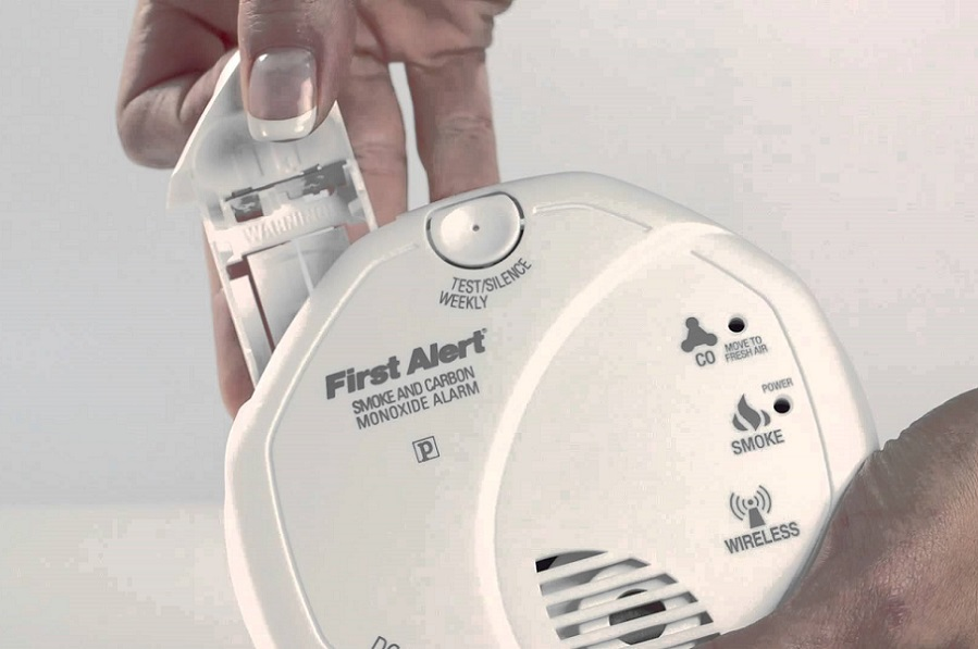First Alert Smoke & Carbon Monoxide Alarm