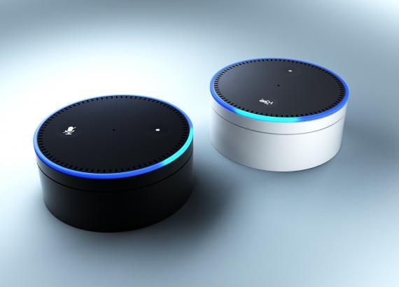 Amazon Echo voice recognition system