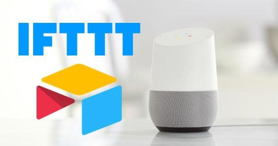 google-home-ifttt