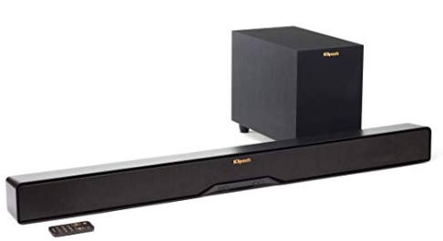 Klipsch Reference Series R-4B 2.1 Channel Sound Bar