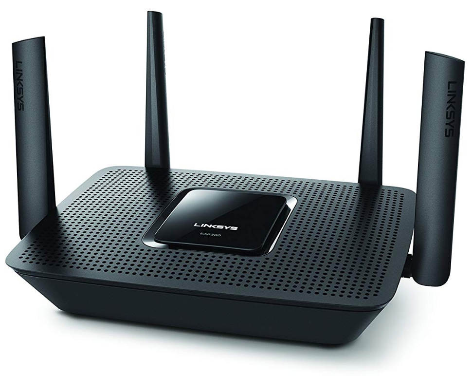 The Linksys Tri-band AC2200