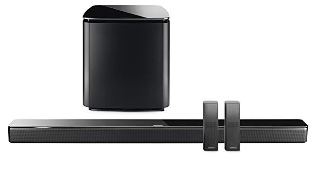 The Bose Soundbar 700