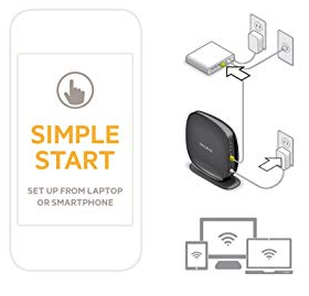 Belkin Simple Start App