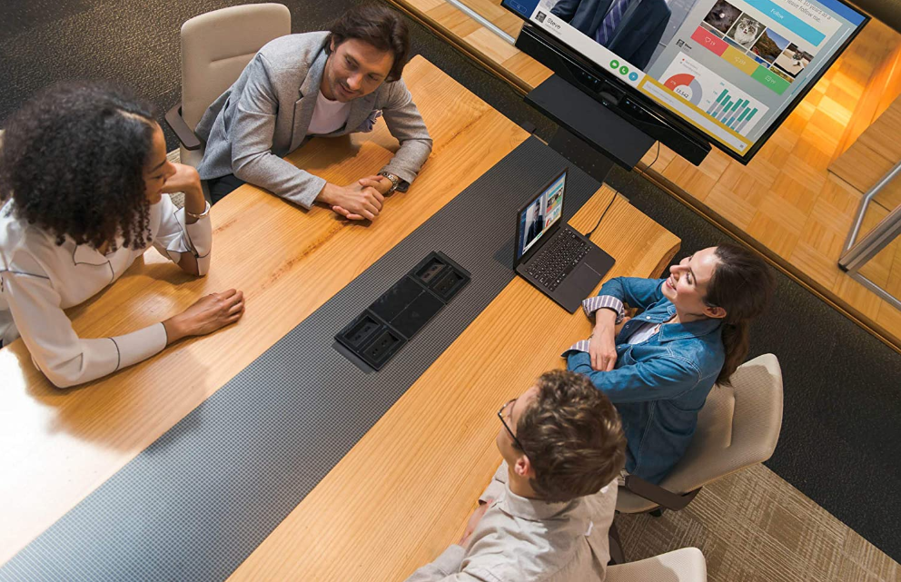 Yamaha CS-700 AV Video Conferencing Camera & Audio Soundbar for Conference and Huddle Rooms